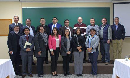 Reunión del Foro Interuniversitario de Directores y/o representantes de Postgrado.