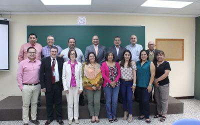 Reunión mensual del Foro Interuniversitario de estudios de postgrado